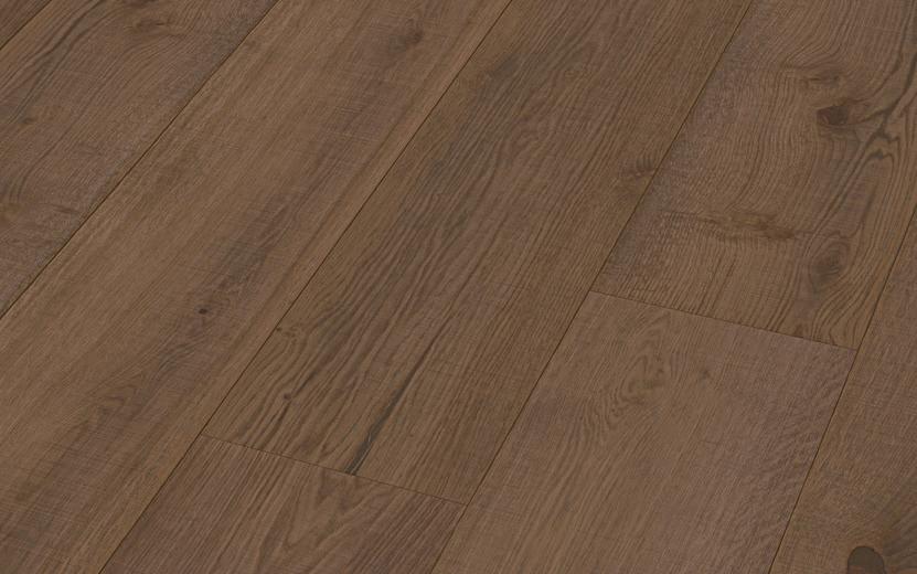Fonkelnieuw MEISTER Lindura houten vloer Eik rustiek olijfgrijs 8511 - Houten IH-63