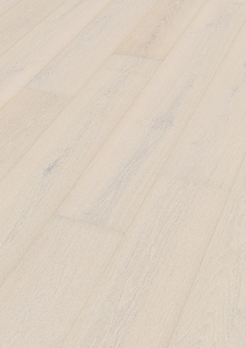 Verbazingwekkend MEISTER Lindura houten vloer Eik natuur polarwit 8737 - Houten CD-61