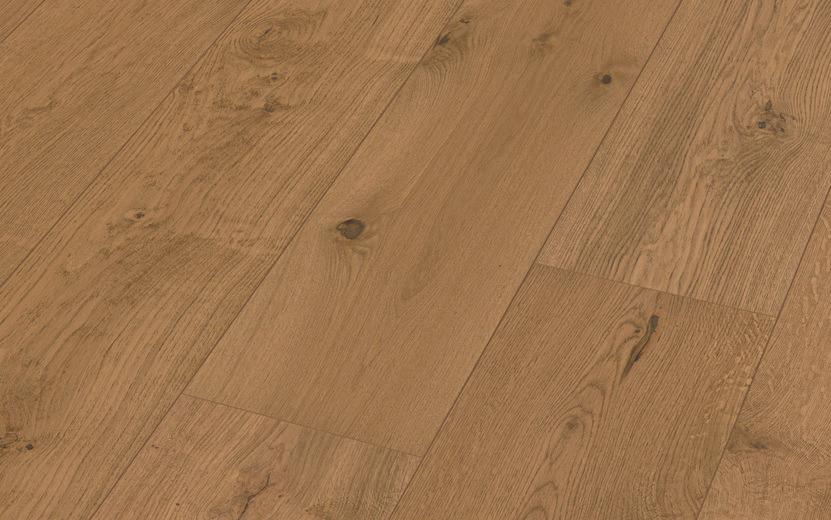 Beste MEISTER Lindura houten vloer Eik levendig cappuccino 8747 - Houten AU-35